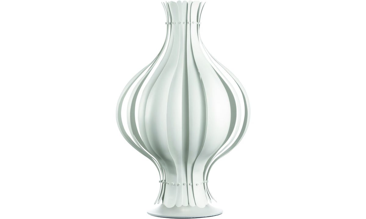 Table lamps - Onion table lamp - White - Metal