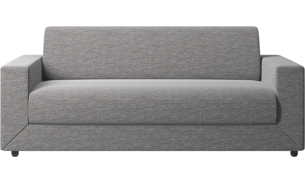 Sofa beds - Stockholm sofa bed - Grey - Fabric