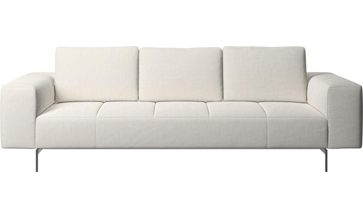 Modular sofas - Amsterdam sofa - White - Fabric