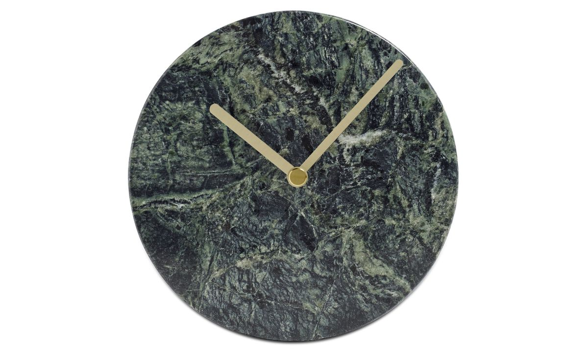Clocks  - Living clock - Stone