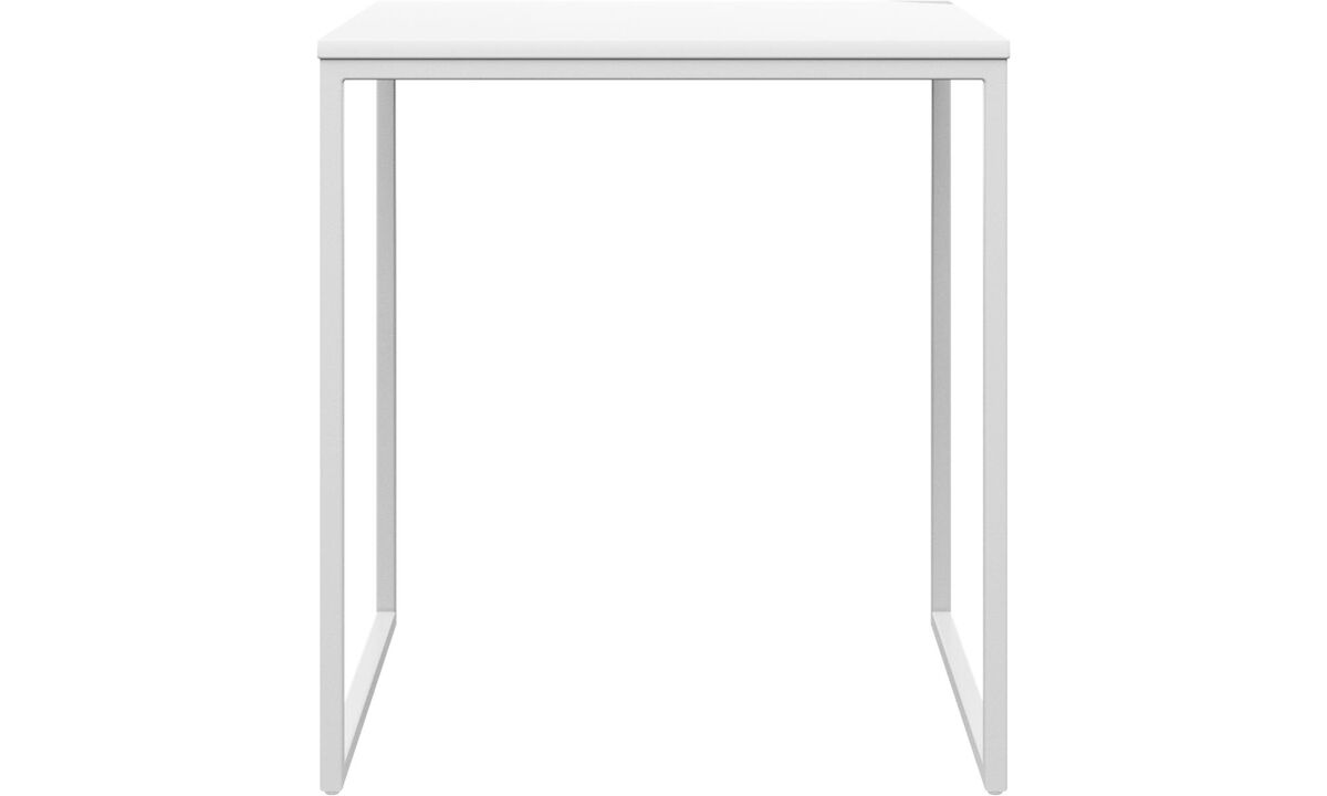 Coffee tables - Lugo coffee table - square - White - Wood