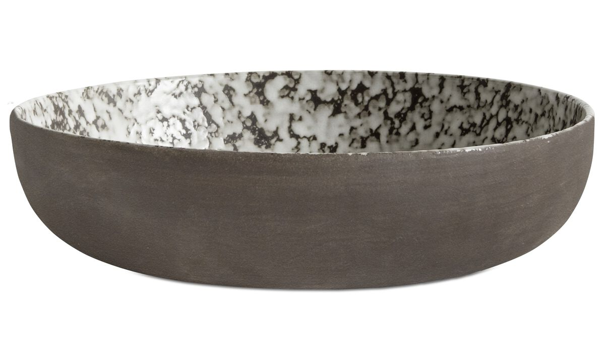 Decoration - Icing bowl - Grey - Stone