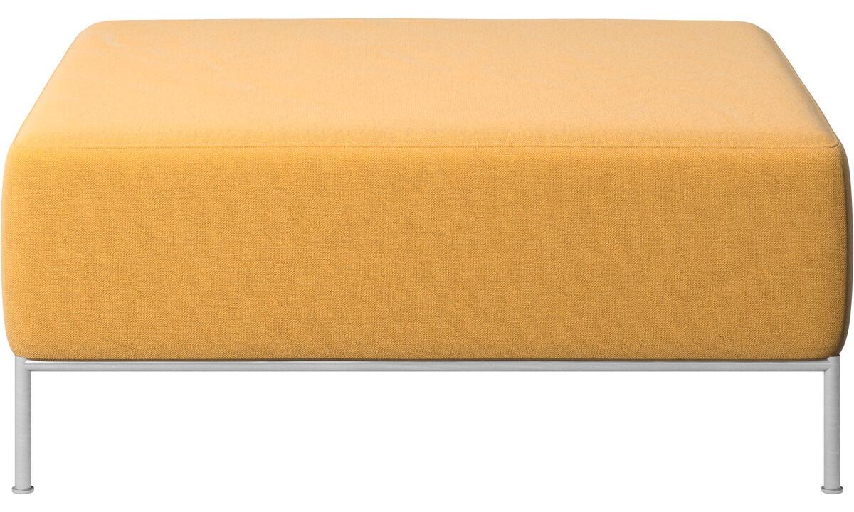 Pufs - Puf Miami - En amarillo - Tela