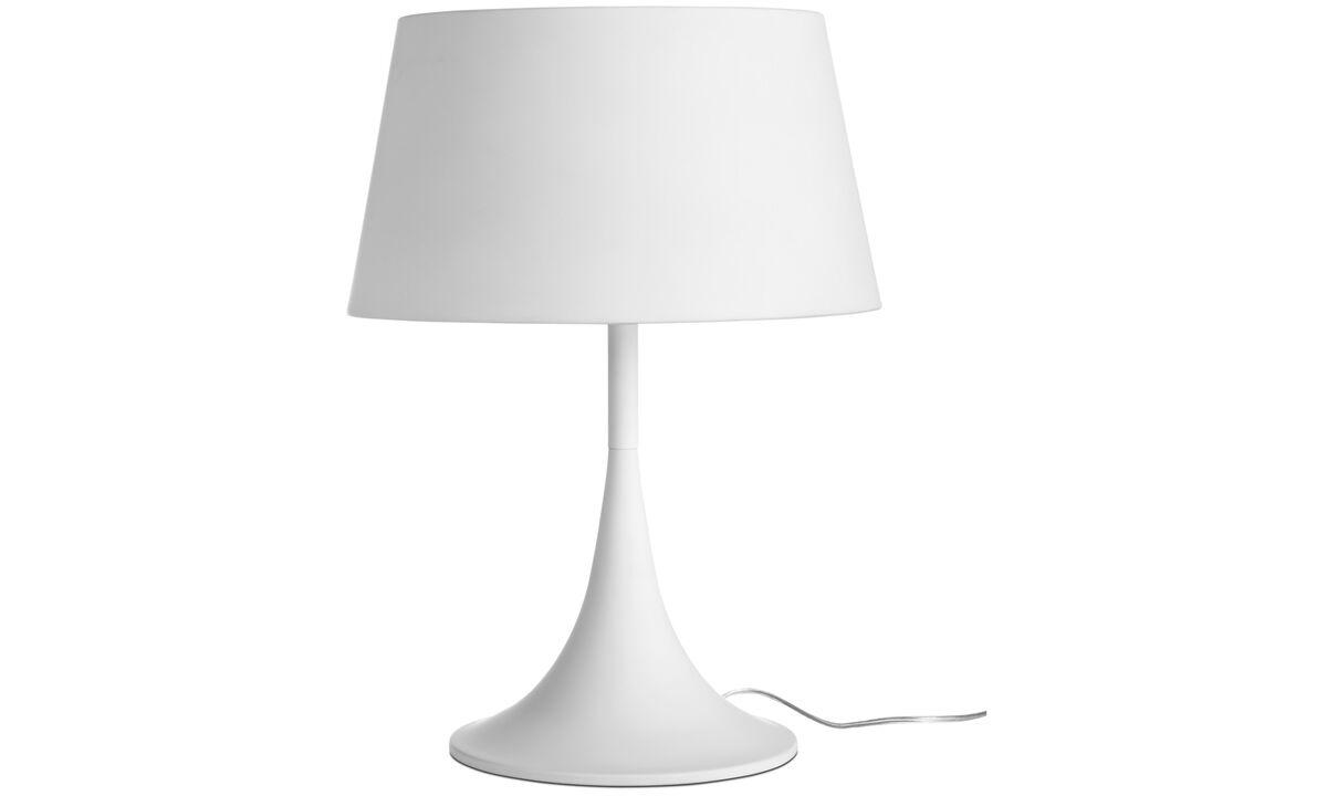 Table lamps - Lampada da tavolo Mix - Nero - Metallo