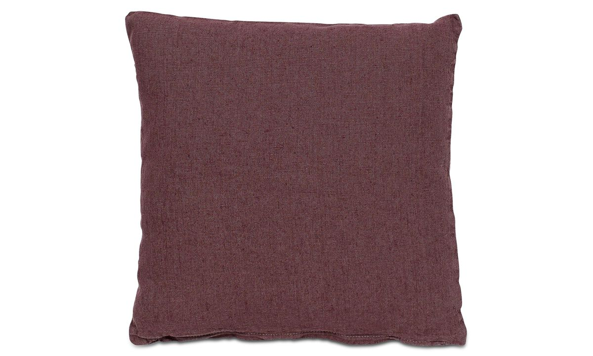 Linen cushions - Linen cushion - Fabric