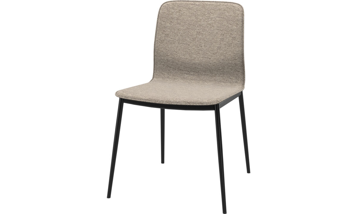 Dining chairs - Newport dining chair - Beige - Fabric