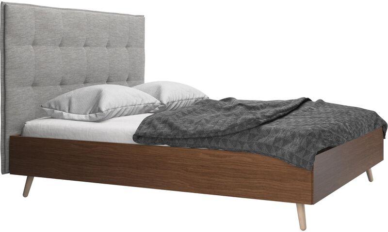 Beds Lugano Bed Excl Mattress BoConcept - Boconcept bedroom furniture