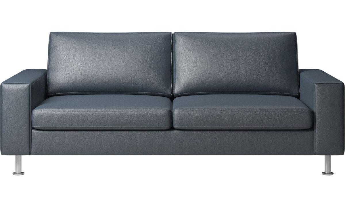 Sofa beds - Indivi sofa bed - Blue - Fabric