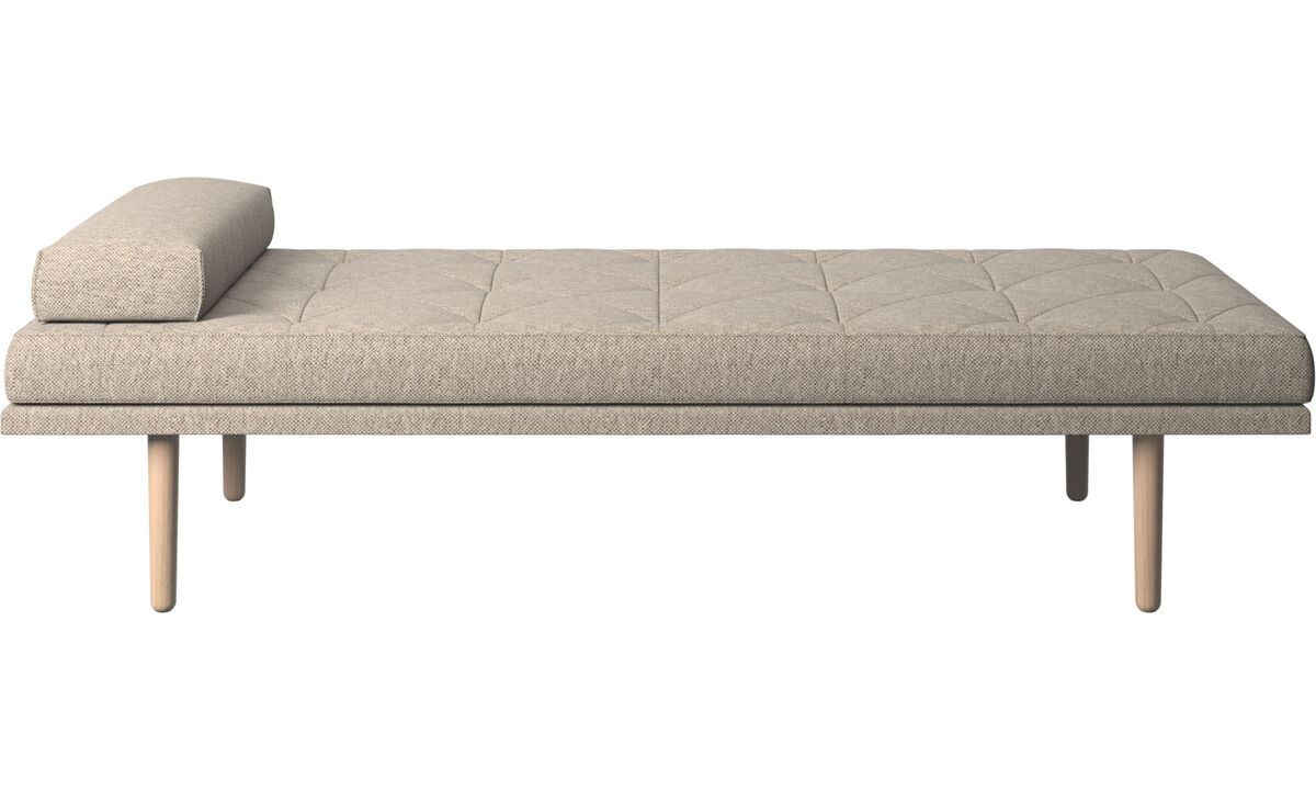 Daybeds - fusion day bed - Beige - Fabric