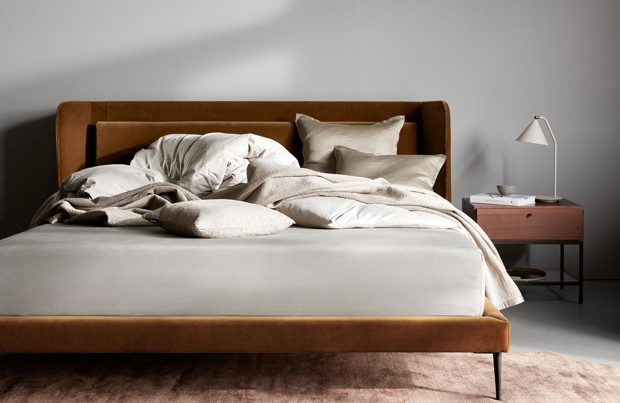 Colchones - Colchón Comfort Híbrido firme/extra firme