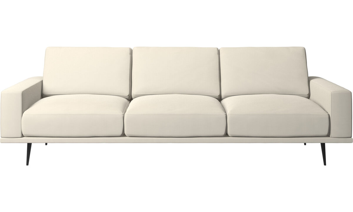New designs - Carlton sofa - White - Fabric