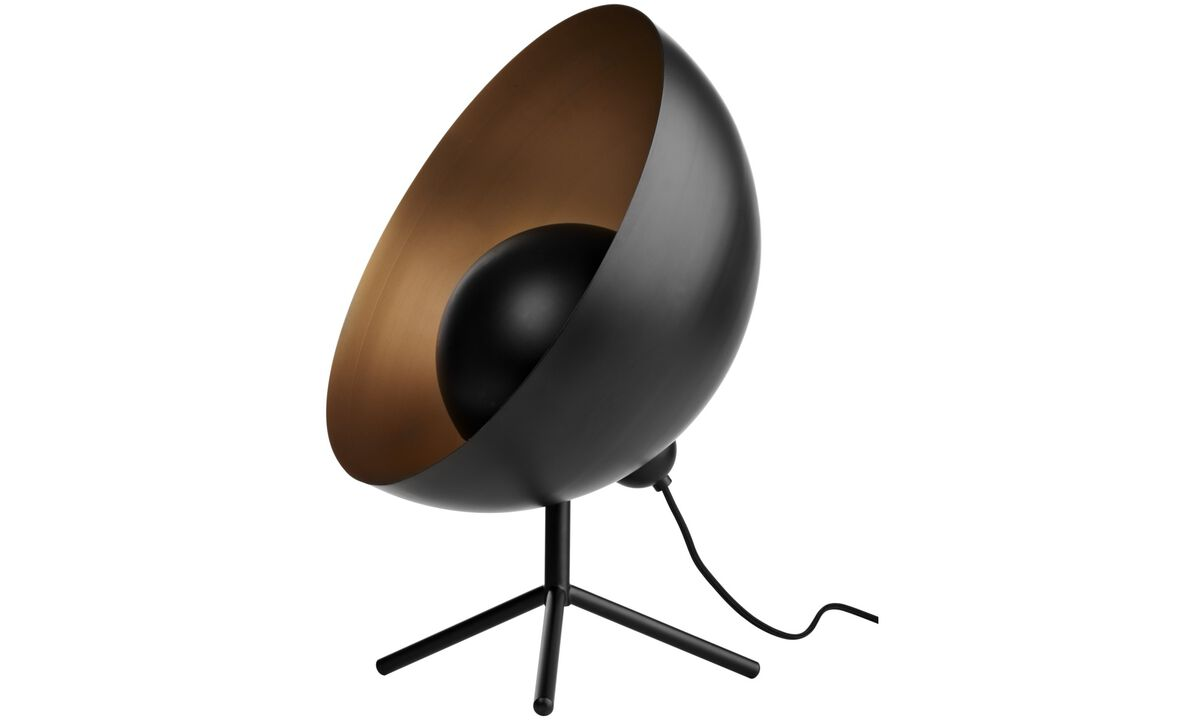 New designs - Satellite table lamp - Black - Metal