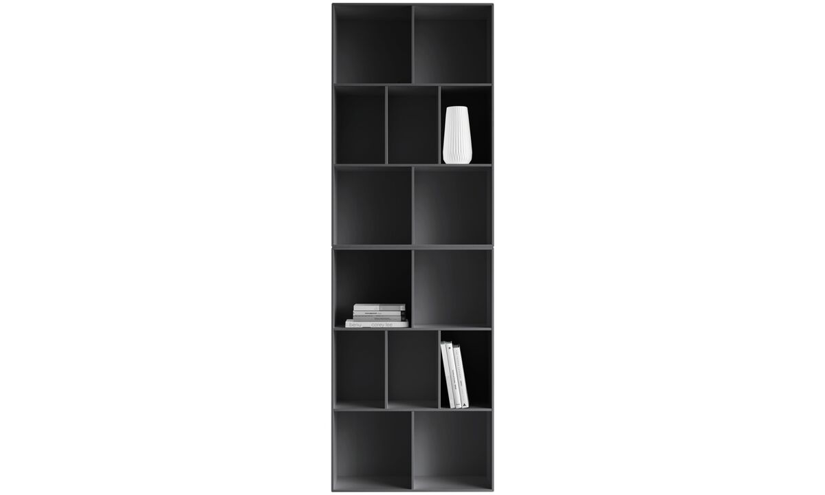 New designs - Como bookcase - Lacquered