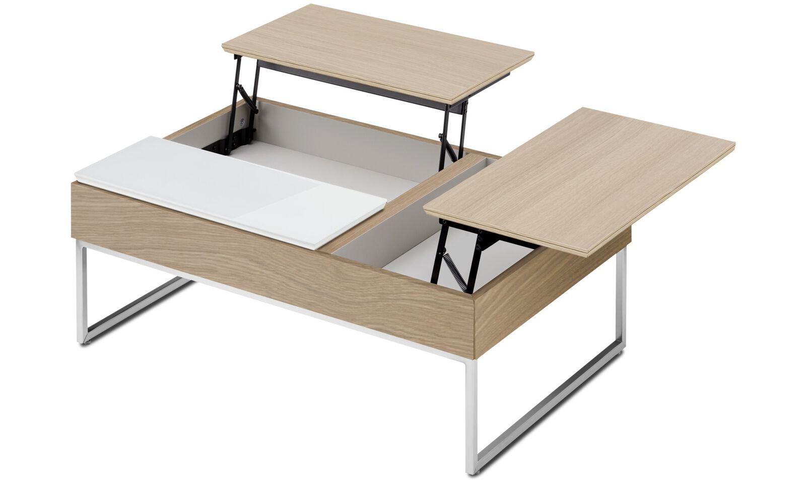 ボーコンセプト コーヒーテーブル 収納付き 高さ変更