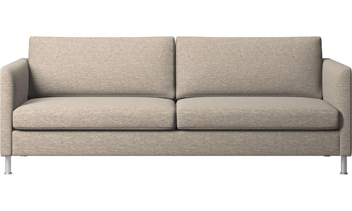3 seater sofas - Indivi sofa - Beige - Fabric