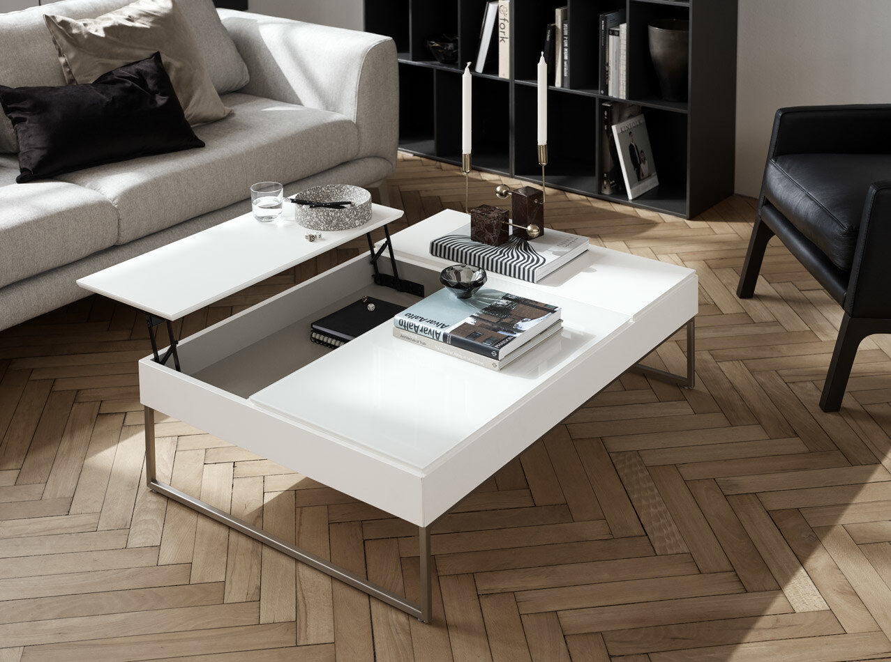 Designs by Morten Georgsen - Chiva functional coffee table with storage