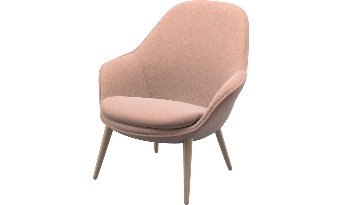 Moderne designer sessel boconcept for Moderne sessel design