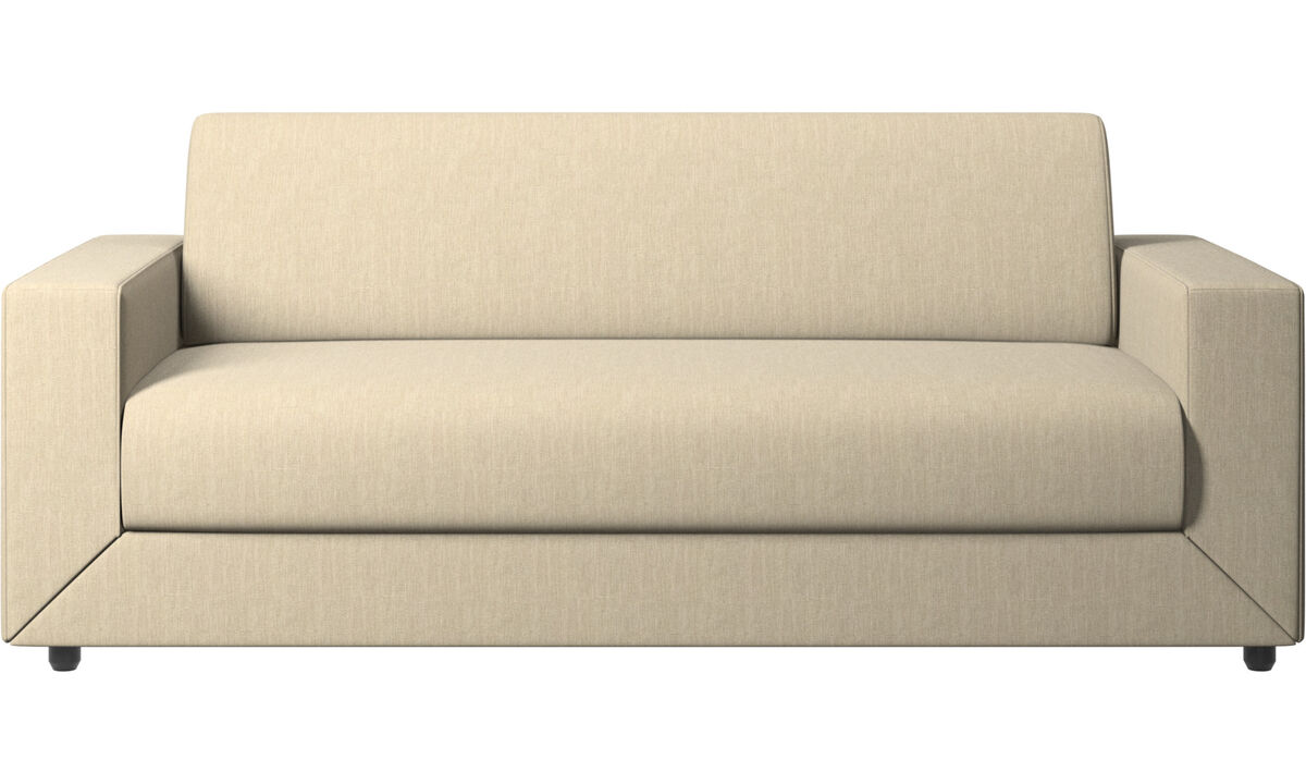 Sofa beds - Stockholm sofa bed - Brown - Fabric