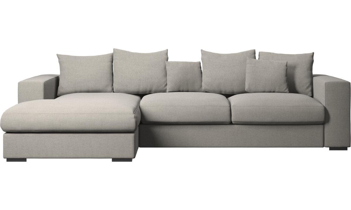 sofa cenova sofa mit ruhemodul boconcept. Black Bedroom Furniture Sets. Home Design Ideas