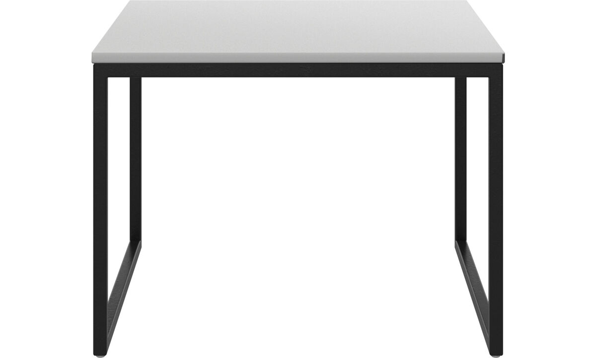 Coffee tables - Lugo coffee table - rectangular - White - Lacquered