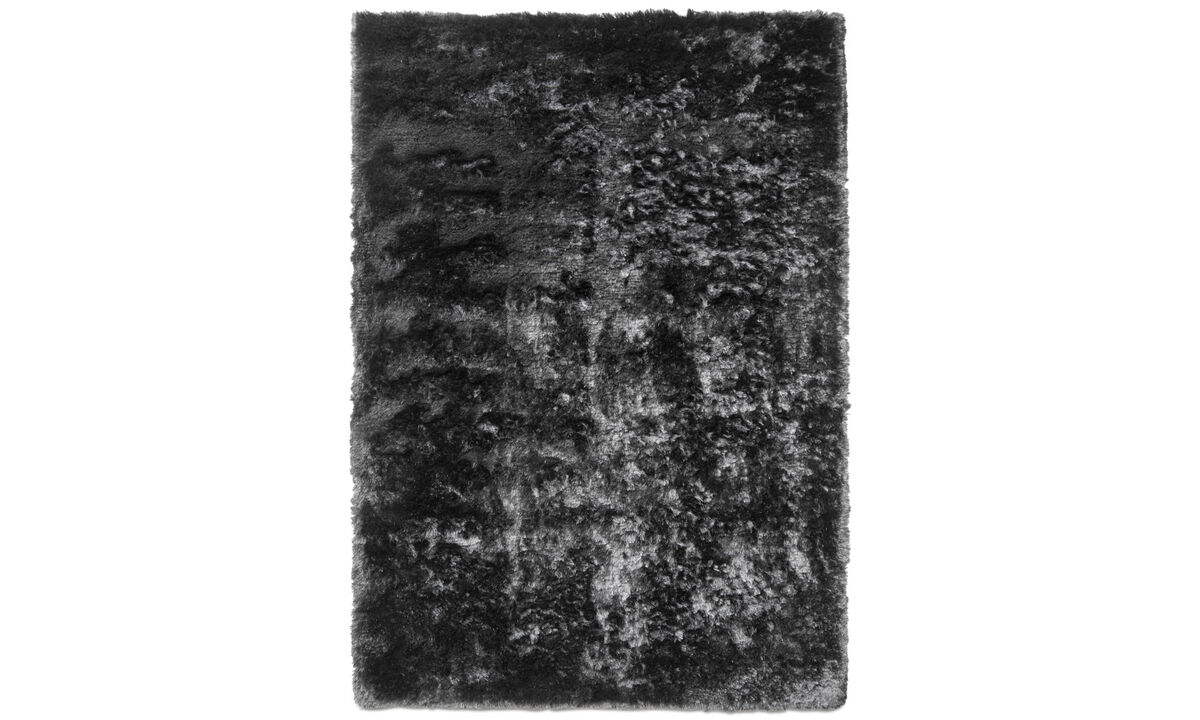 Rectangular rugs - Beijing rug - rectangular - Gray - Fabric
