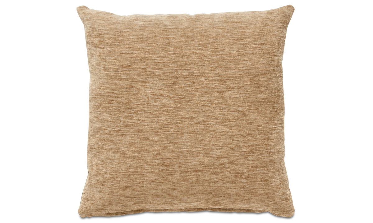 Cushions - Waves cushion - Brown - Fabric