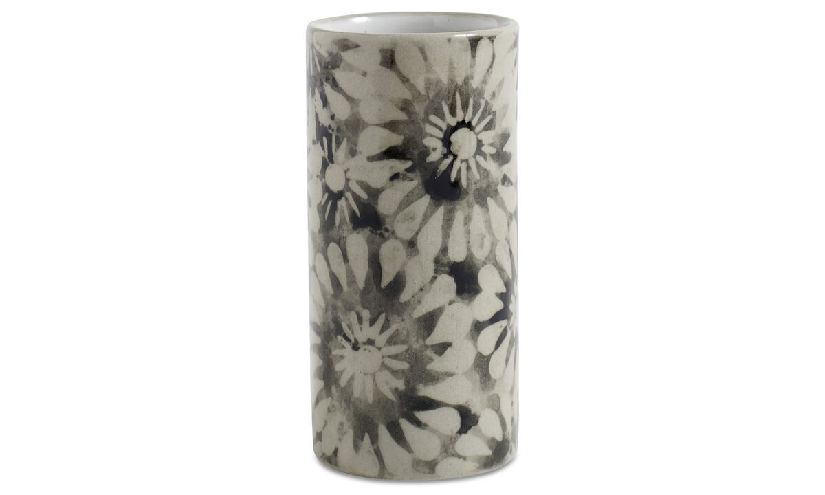 Vases - Vase Sunflowers - Beige - Ceramic