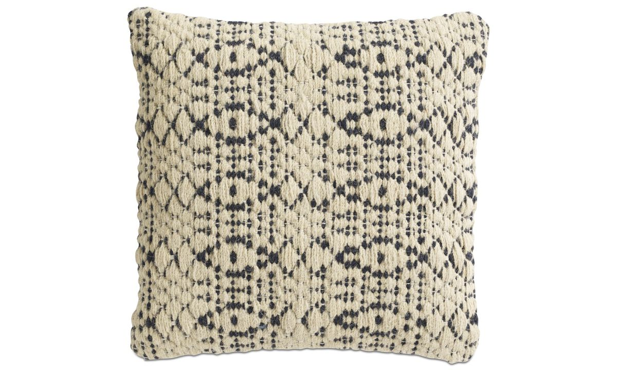 Patterned cushions - Arte cushion - Fabric