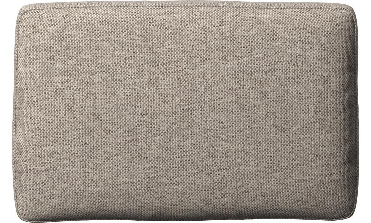 Furniture accessories - Amsterdam cushion - Beige - Fabric