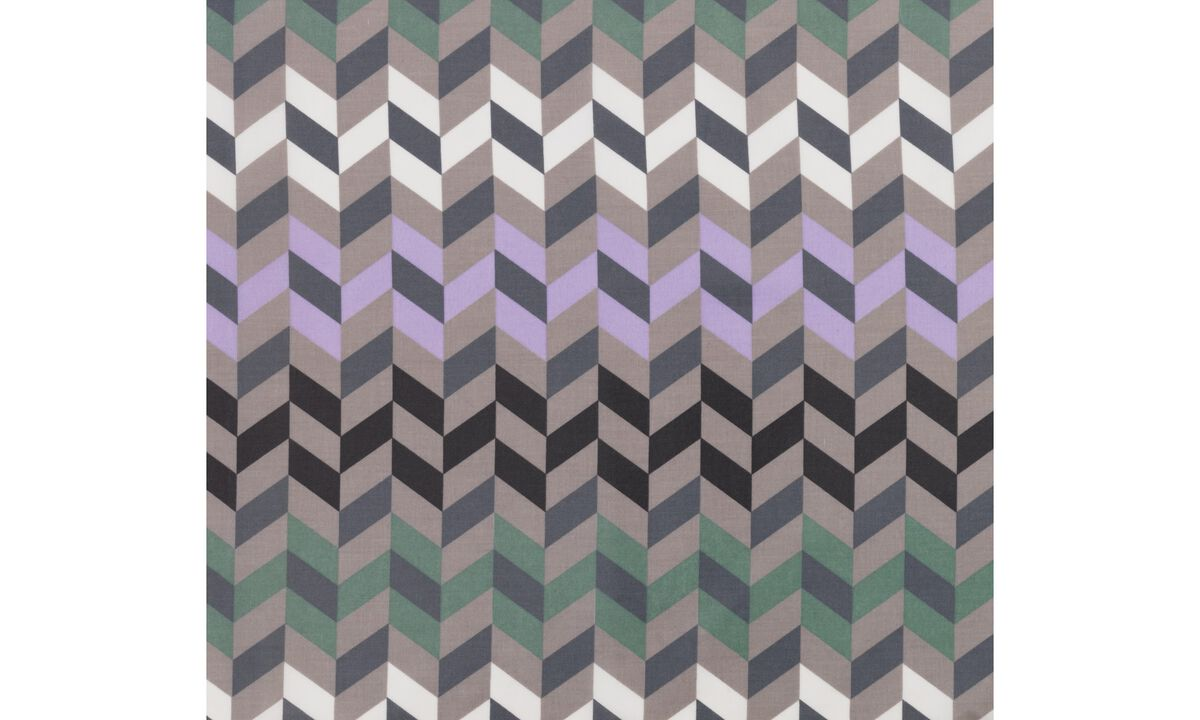 New designs - Zigzag oilcloth - Fabric