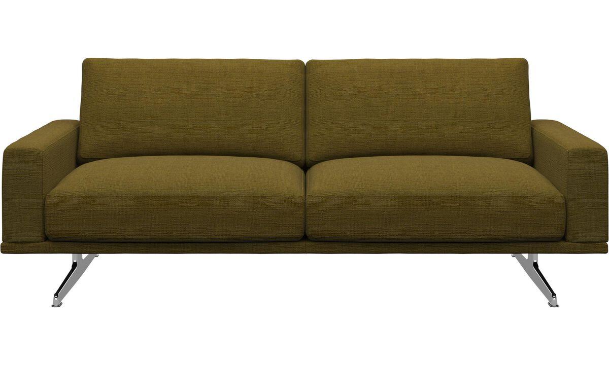 2.5 seater sofas - Carlton sofa - Yellow - Fabric