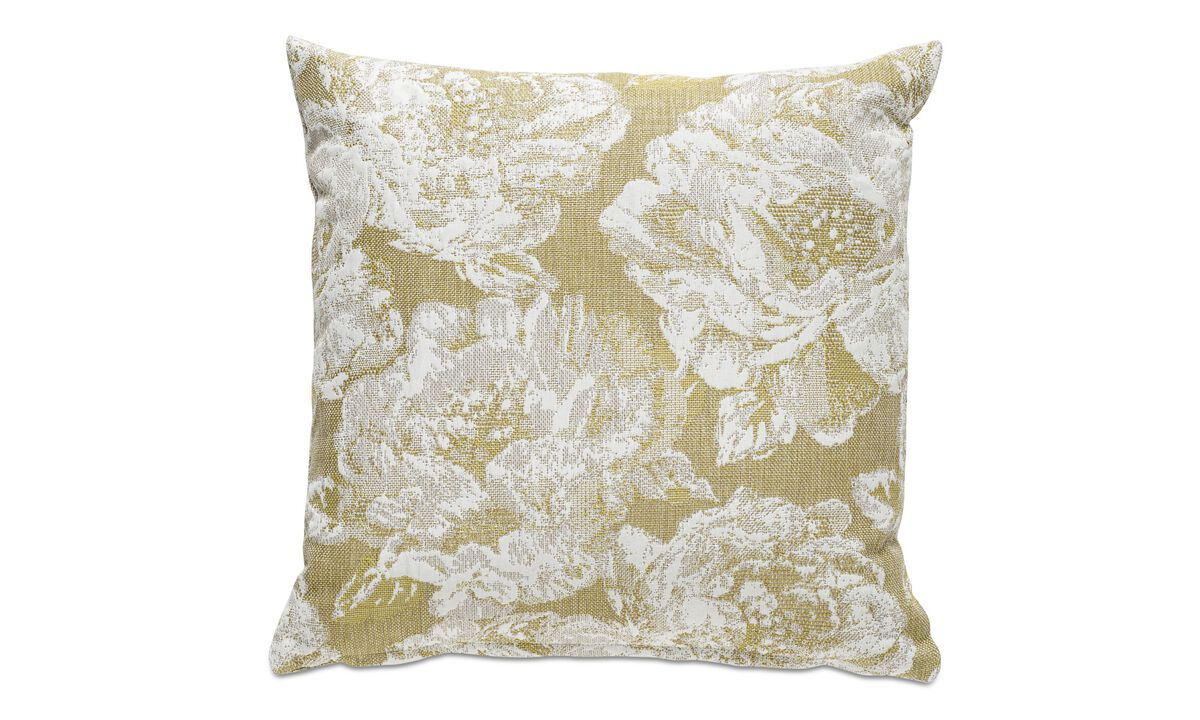 Nye designs - Rosa cushion - Tekstil
