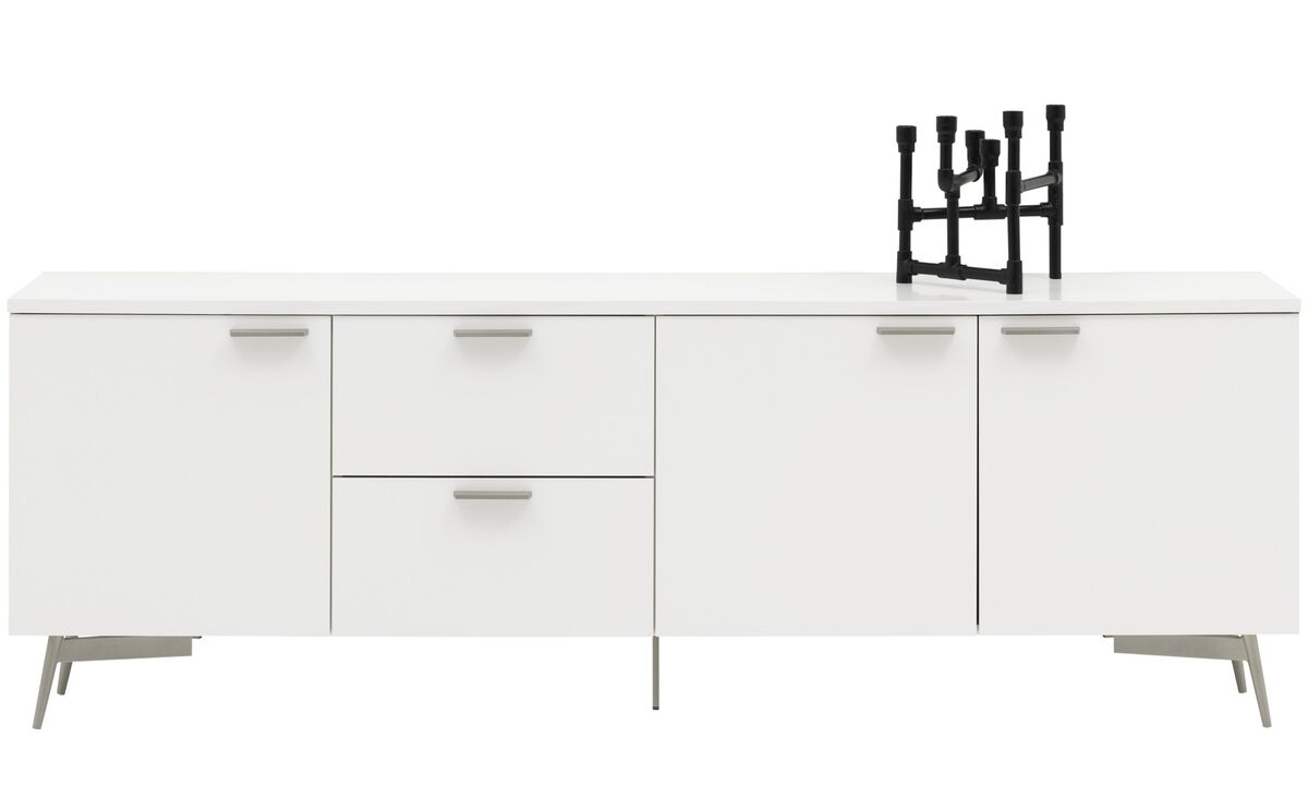 Sideboards - Milano sideboard - White - Lacquered