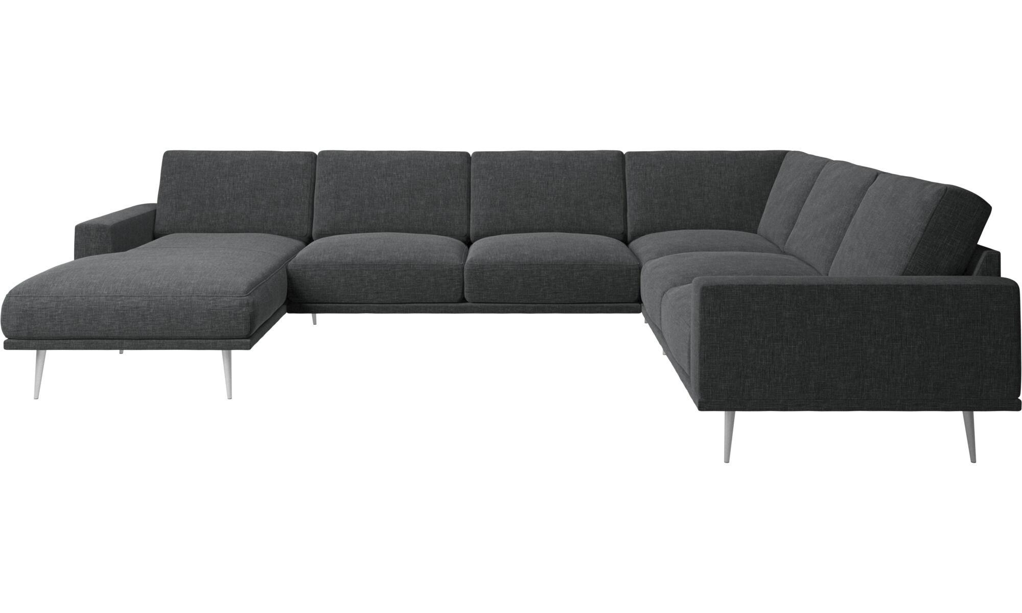 Carlton Corner Sofa With Resting Unit