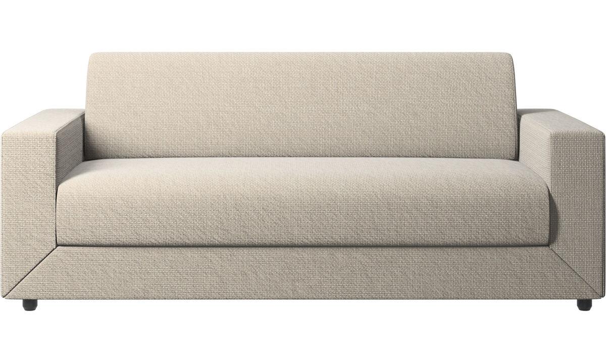Sofa beds - Stockholm divano letto - Beige - Tessuto