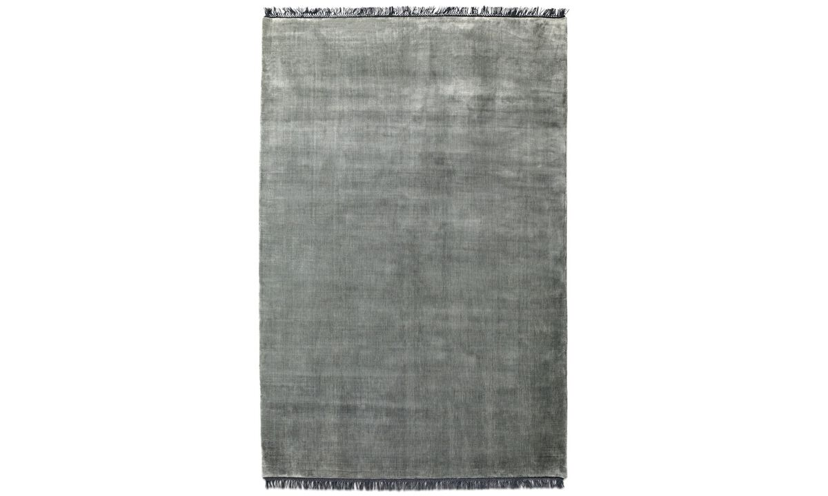 Rectangular rugs - Totoki rug - rectangular - Gray - Fabric
