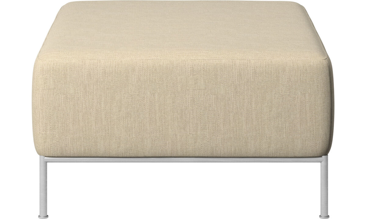 Modular sofas - Miami 坐垫 - 褐色 - 布艺