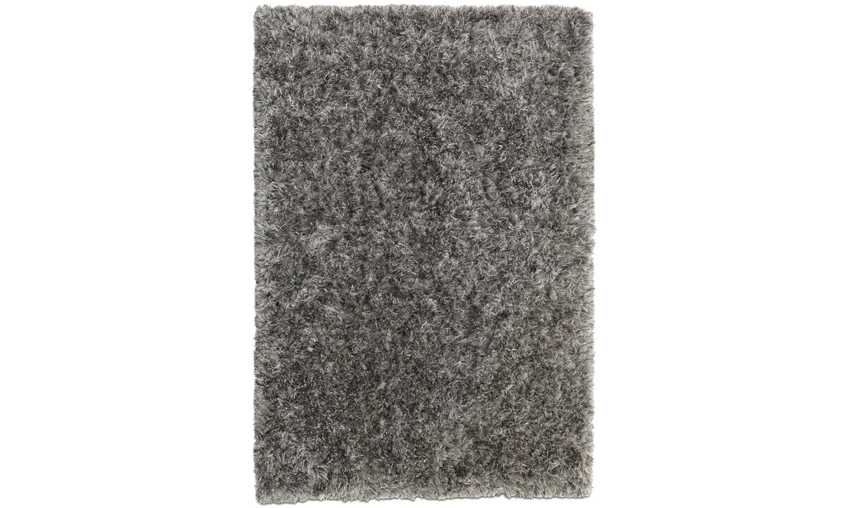 New designs - Monika rug - rectangular - Grey - Fabric
