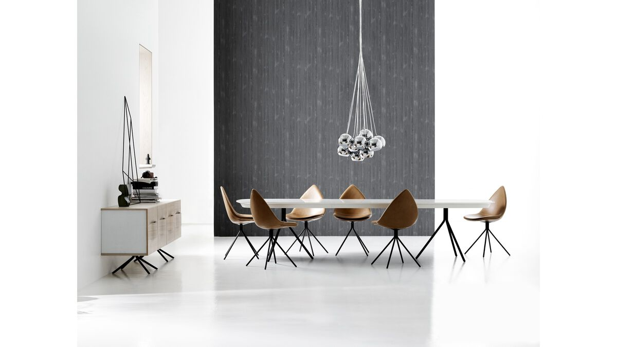 tables de salle manger table ottawa avec allonge boconcept. Black Bedroom Furniture Sets. Home Design Ideas