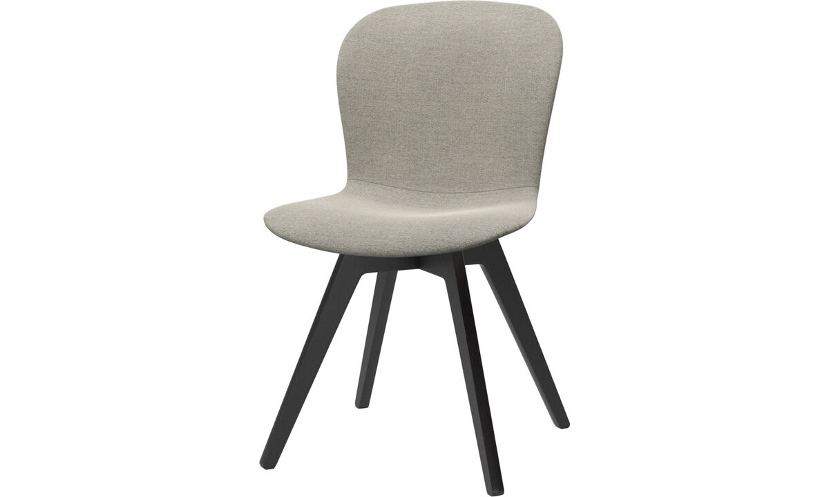 Dining Chairs Singapore - Adelaide chair - Beige - Fabric