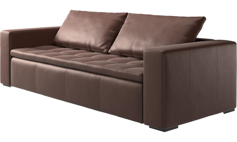 3 sitzer sofas mezzo sofa boconcept. Black Bedroom Furniture Sets. Home Design Ideas