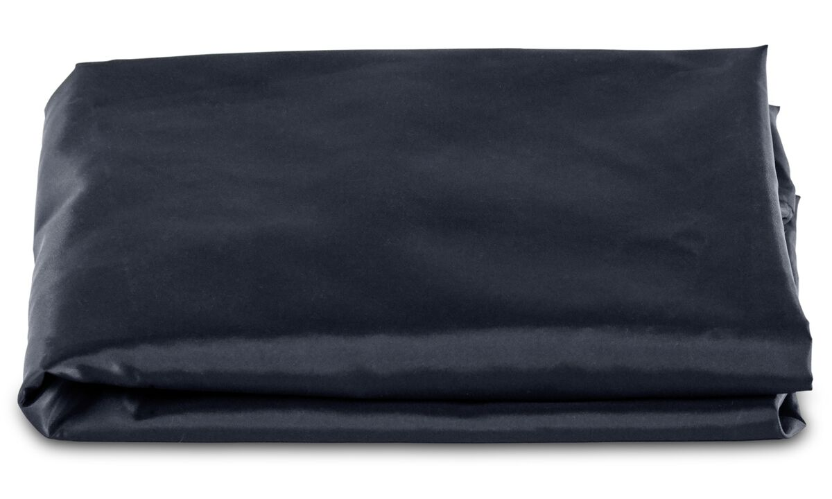 Outdoor sofas - Rome protection cover for cushions - Black - Fabric