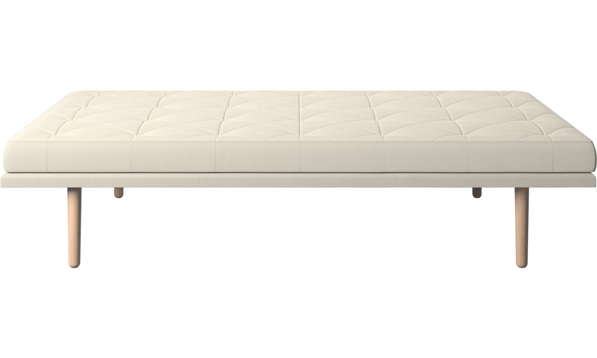 New designs - fusion day bed - White - Fabric
