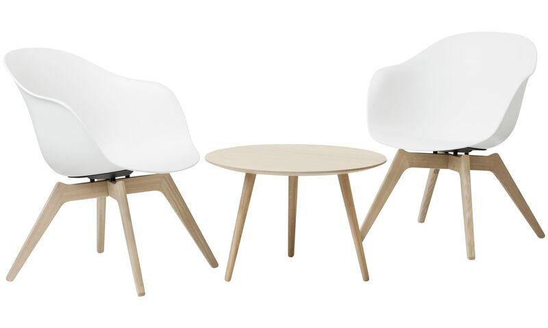 fauteuils adelaide lounge stoel boconcept. Black Bedroom Furniture Sets. Home Design Ideas