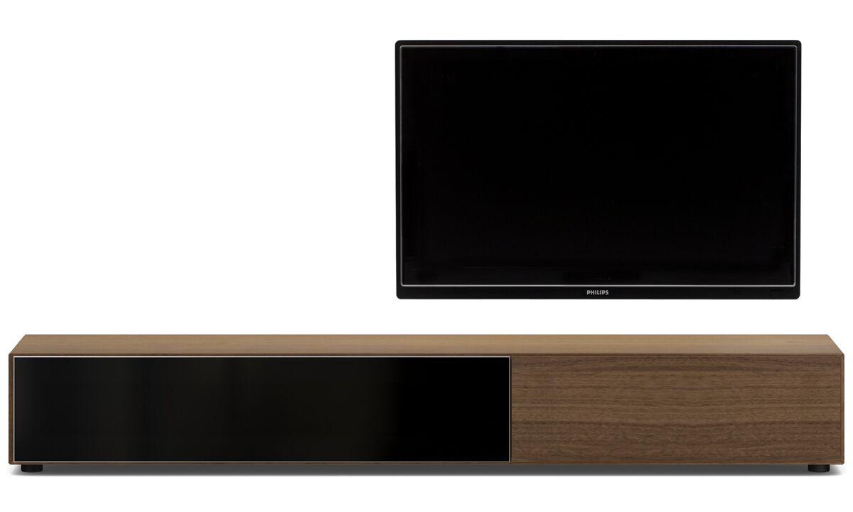 tv hifi modul lugano basiskombination mit schublade und. Black Bedroom Furniture Sets. Home Design Ideas