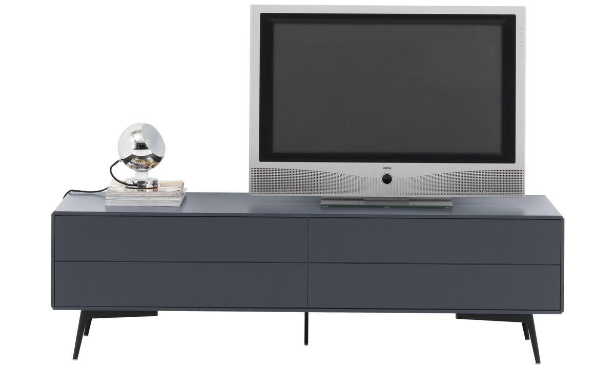 Meuble Tv Bo Concept Fenrez Com Sammlung Von Design  # Meuble Tv Son Integre