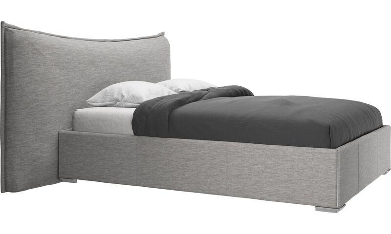 Betten - Gent Bett, Lattenrost und Matratze gegen Aufpreis - BoConcept
