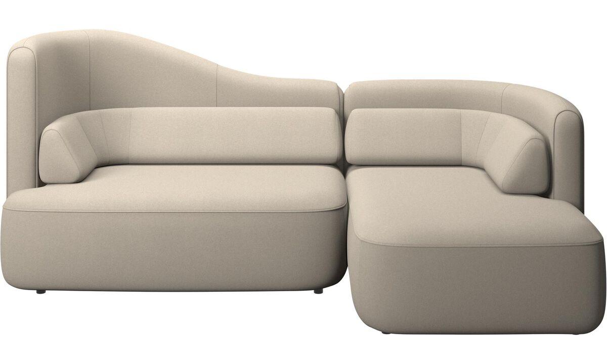 Modulárne sedačky - Sedačka Ottawa - Béžová - Látka
