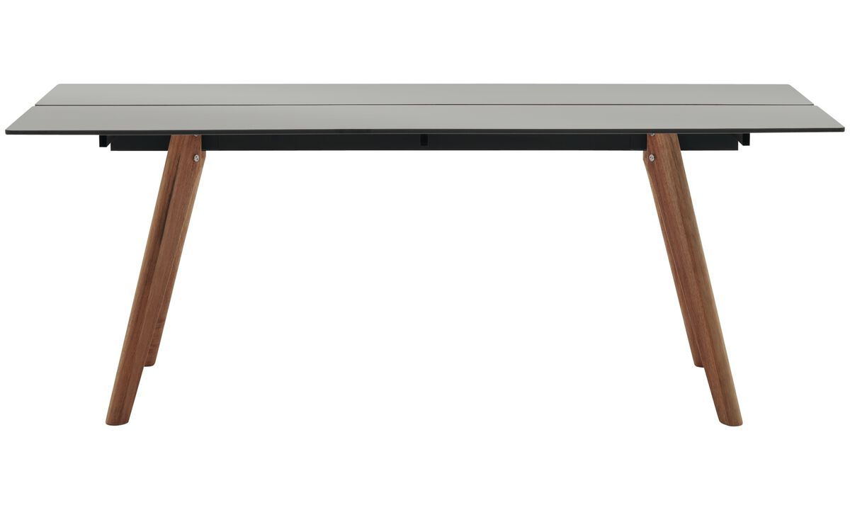 Outdoor tables - Adelaide table (for in and outdoor use) - rectangular - Grey - Laminate