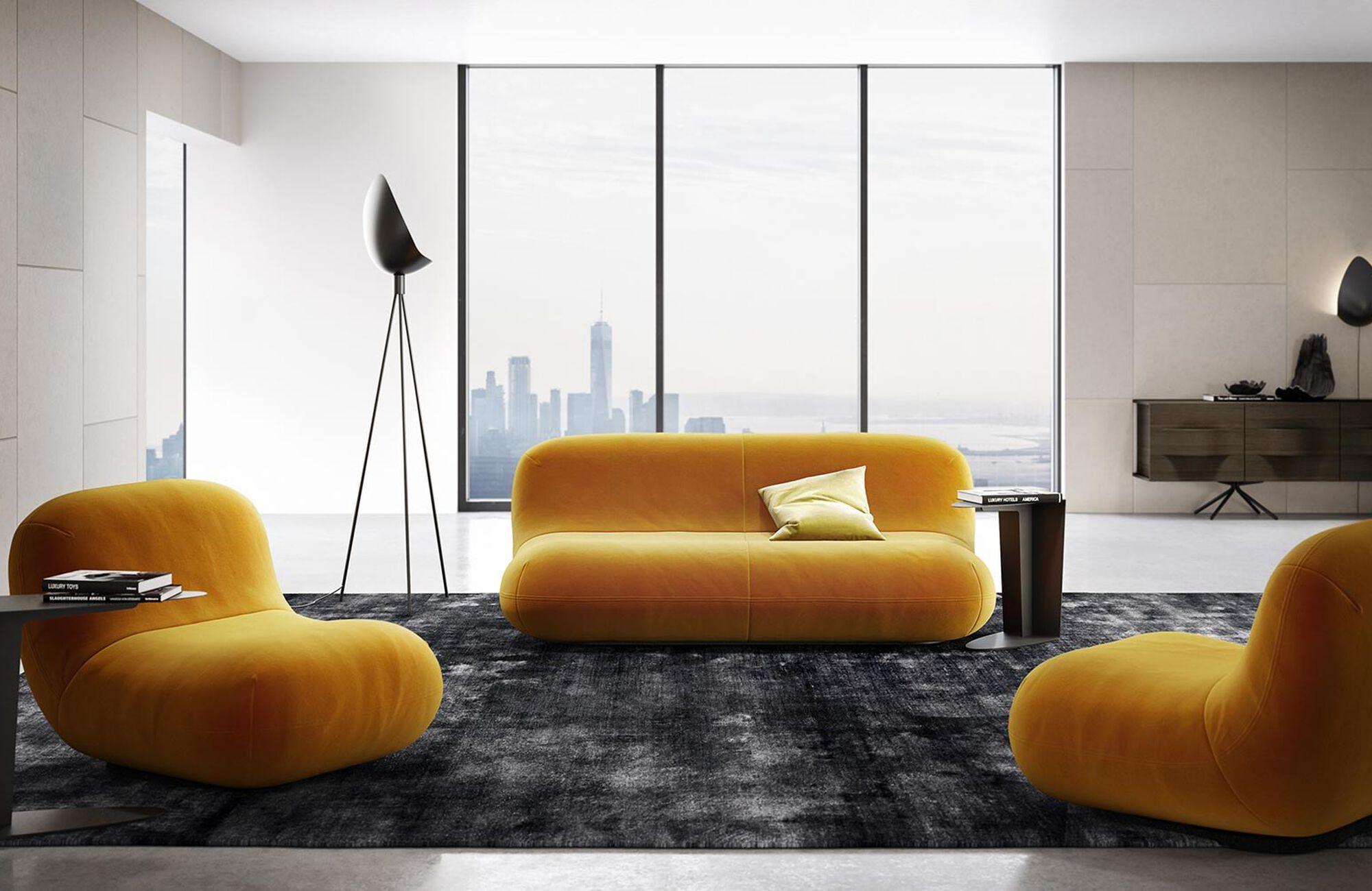 2.5 seater sofas - Chelsea sofa